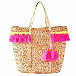 Lilly Pulitzer Baja Tote